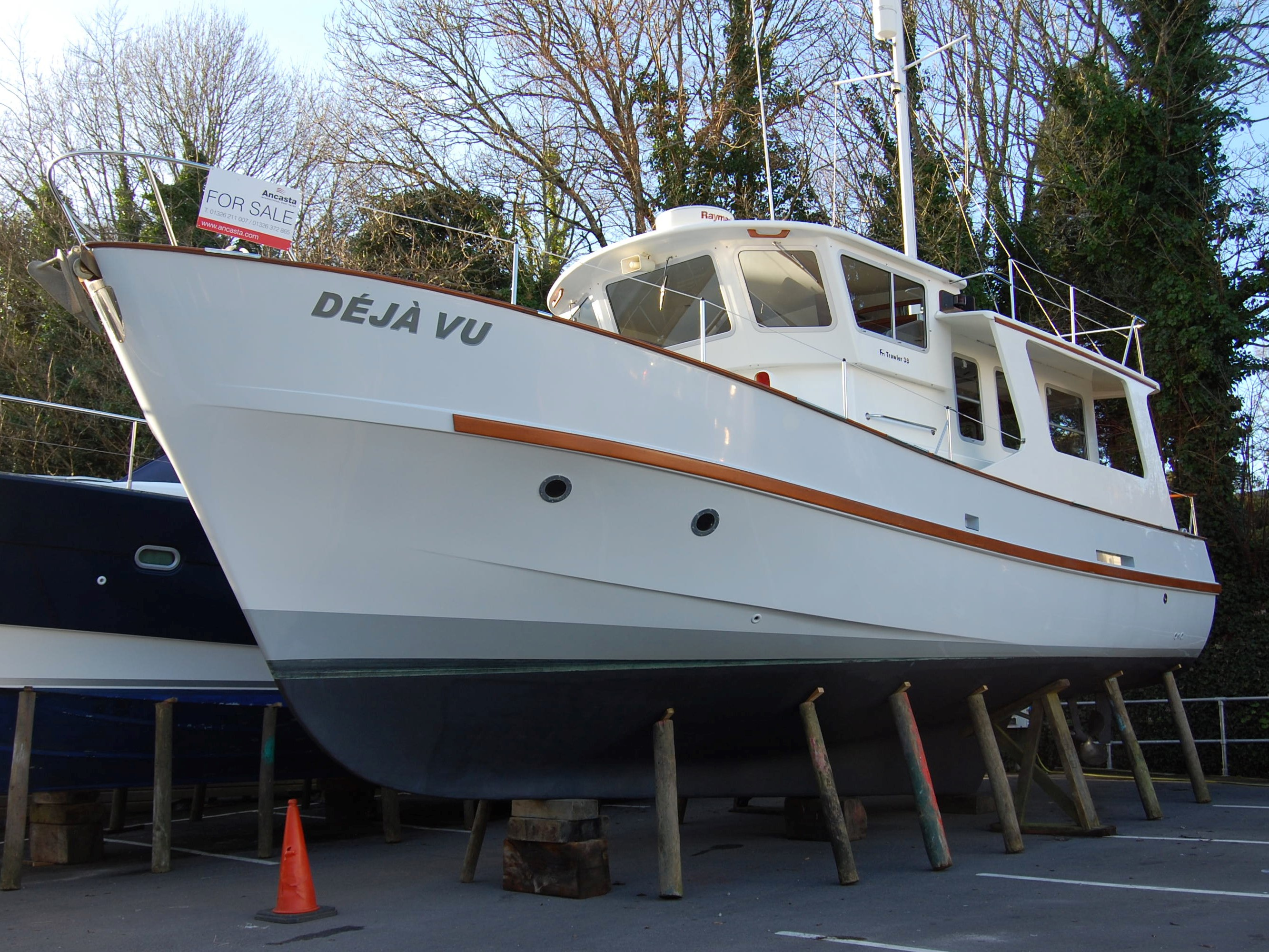 Fisher Trawler 38 Fisher Trawler 38