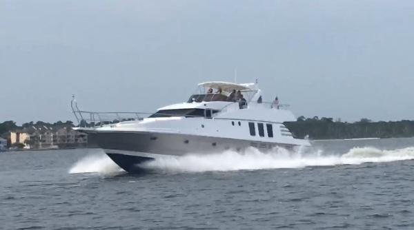 Transworld motor yacht Profile