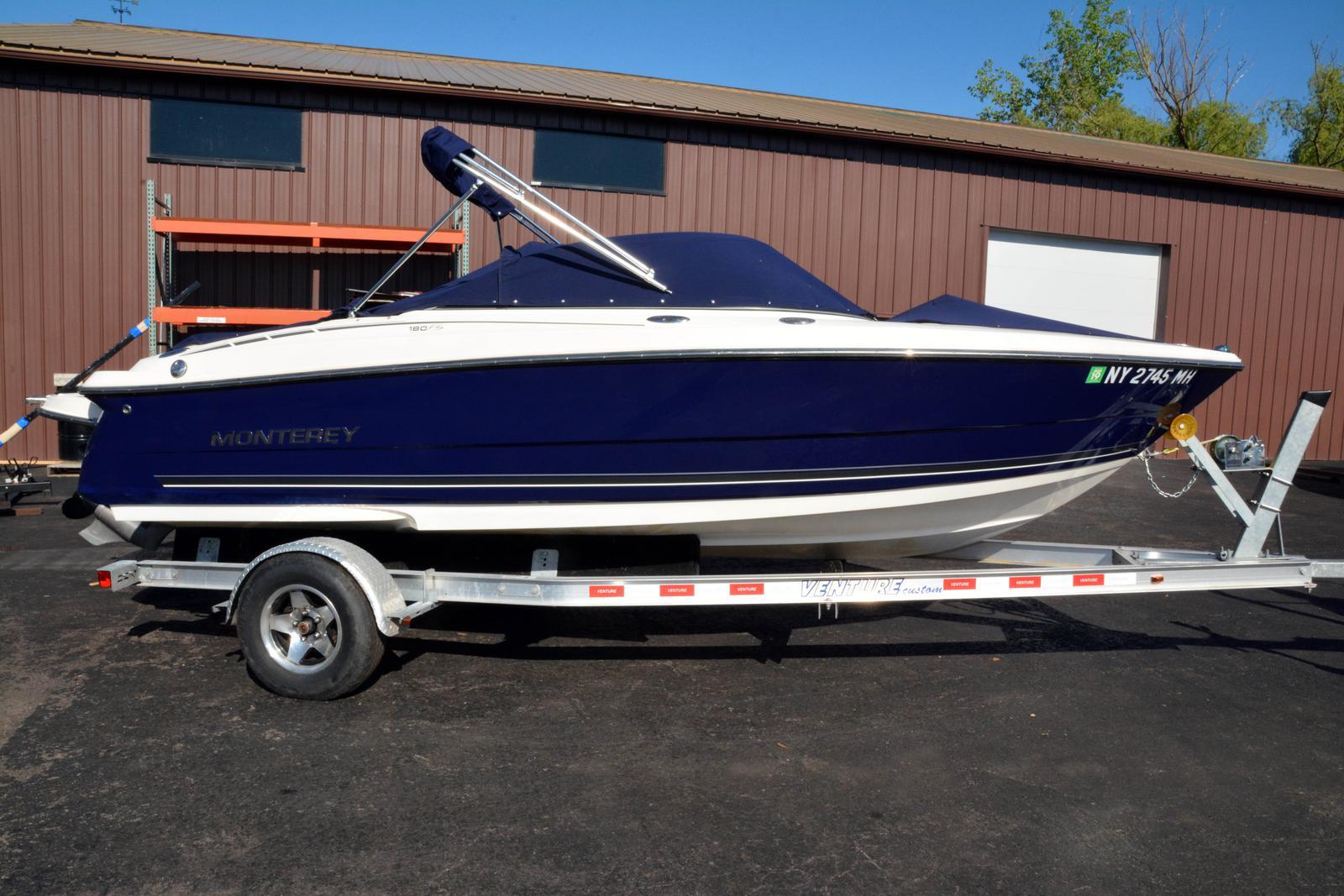 Monterey Sport Boat 180FS