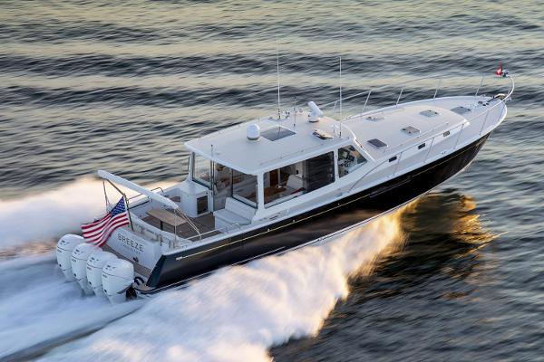 MJM Yachts 53z Manufacturer Provided Image