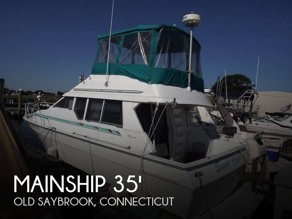Mainship 35 Convertible 1992 Mainship 35 Convertible for sale in Old Saybrook, CT