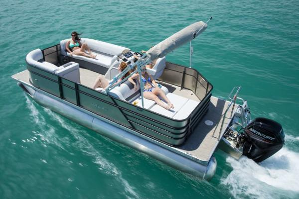Crest Pontoon Boats I 200 L