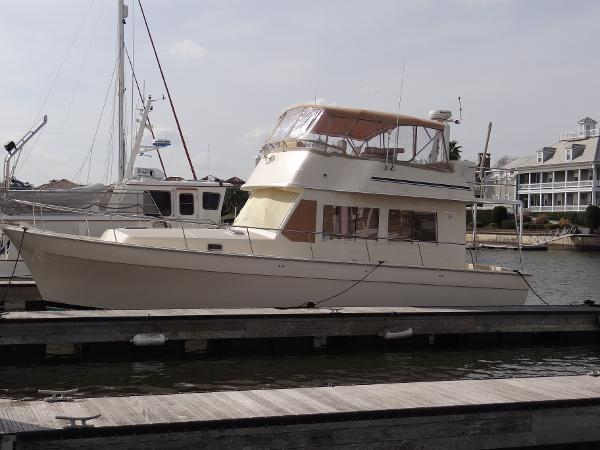Mainship 43 Sedan Trawler 2006 Mainship 43 Enigma