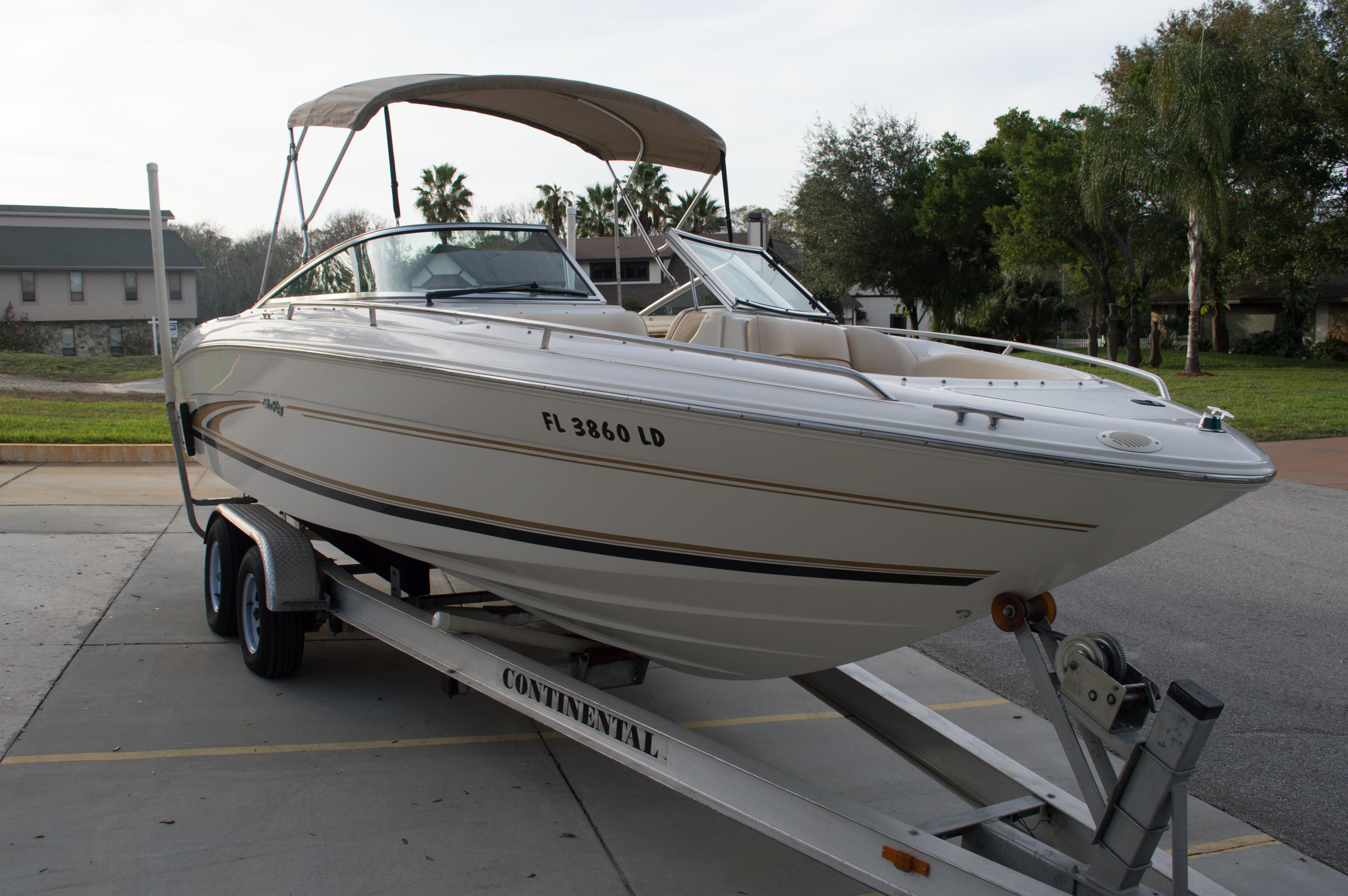 2000 Sea Ray 230 Signature Bowrider New Port Richey