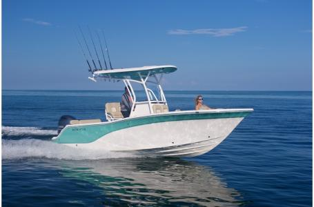 Sea Fox 226 Commander