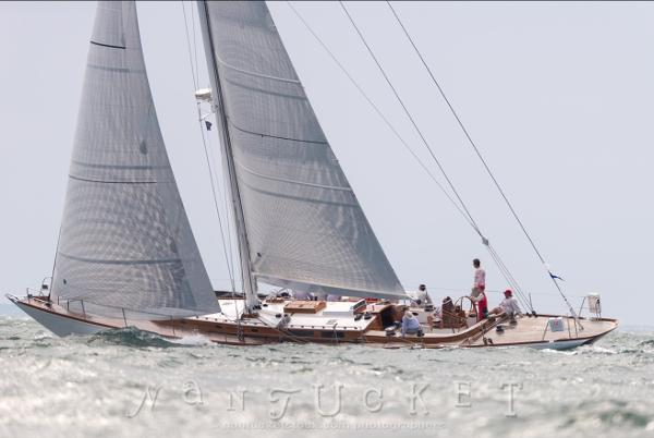 Brooklin Boatyard Spirit of Tradition Sloop Goshawk Spirit of Tradition Sloop