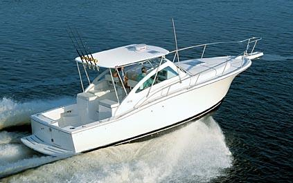 Luhrs 30 Hard Top Manufacturer Provided Image