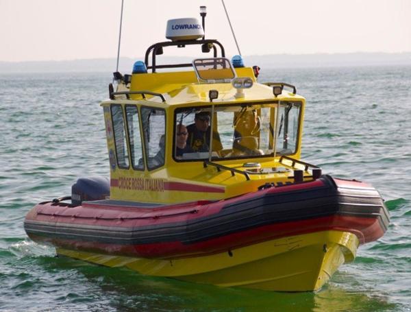 Techno Marine 1025 Cabin RIB