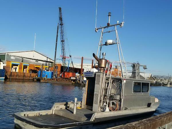Leader Shallow Draft Harbour Tug