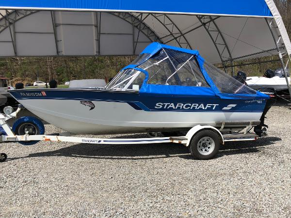 Starcraft 190 Super Fisherman