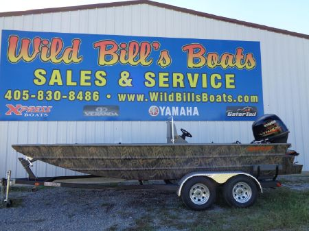 2020 Alweld 1870 Bowfish Mead Oklahoma Boats Com