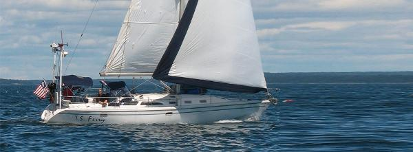 Catalina 42 MkII Cruising