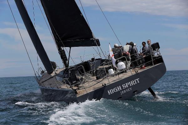 Botin 65 lifting keel racing yacht