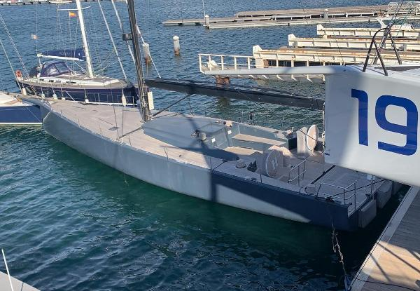 Custom Botin 65 lift keel-King Marine