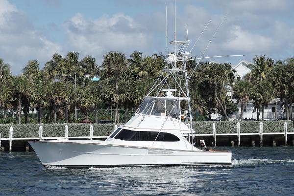 Merritt Custom 46' Sportfish EL JEFE