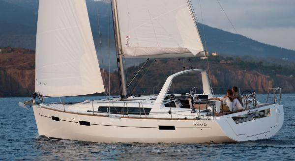 Beneteau America Oceanis 41 Manufacturer Provided Image