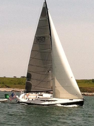 C&C 115 Sailing 1