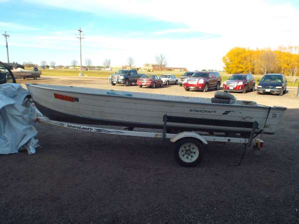 Used freshwater fishing starcraft boats for sale for Used fishing boats for sale in iowa