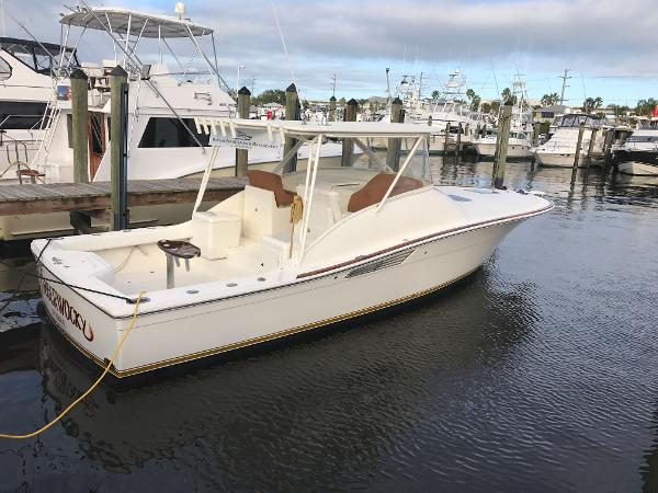 Shearwater Boatworks 33 Express