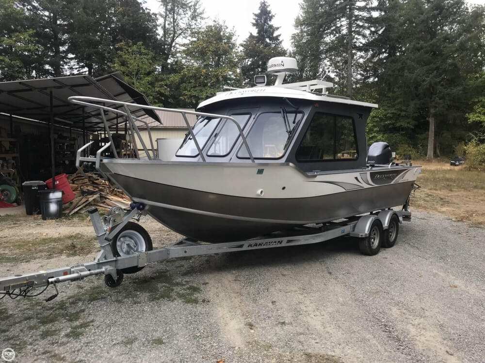 Duckworth 22 Pacific Pro 2017 Duckworth 22 for sale in Yelm, WA