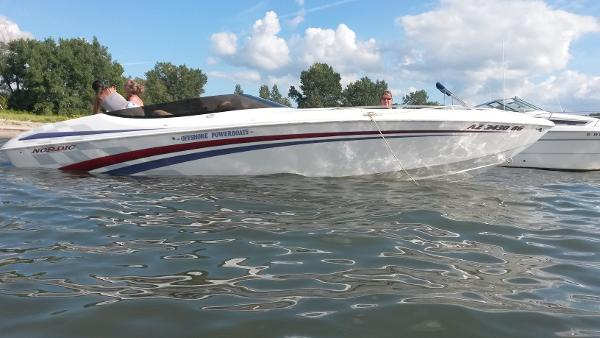 Nordic Powerboats RAGE 25