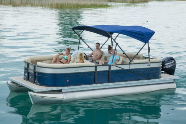Crest Pontoon Boats II 250 SLC