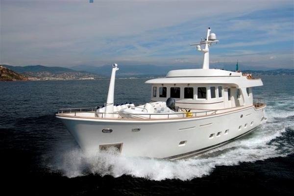 Terranova Yachts T 68 Explorer