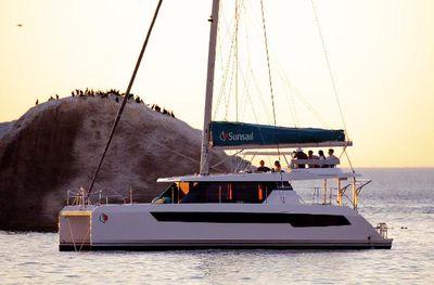 Sunsail Lagoon 424