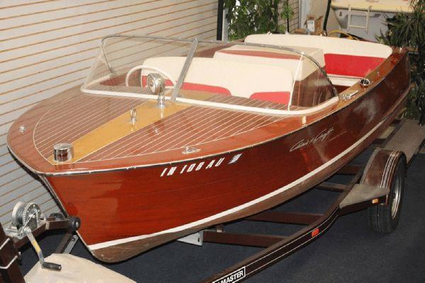 1959 Chris-Craft 17' Runabout, Indianapolis Indiana ...