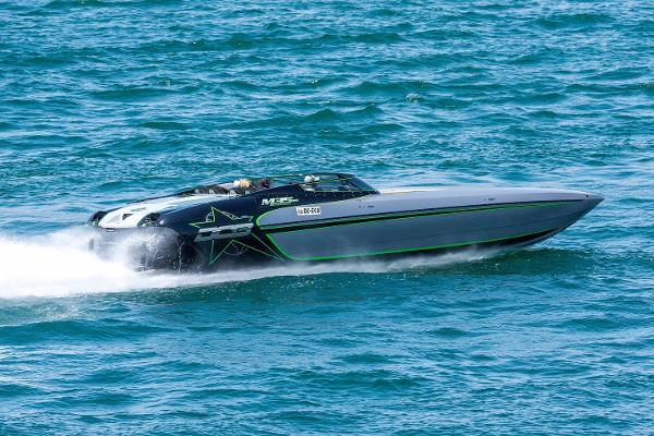Daves Custom Boats DCB M35