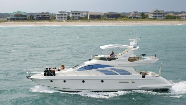 Azimut 50 Foot Flybridge