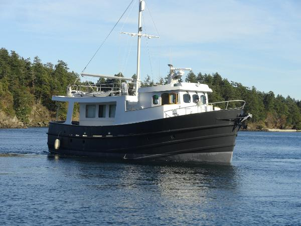 Halmatic Qweek Quay Expedition Trawler
