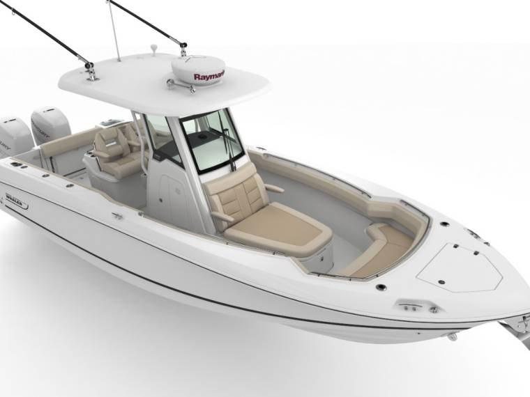 Boston Whaler Boston Whaler 280 Outrage Nieuw Model 2016