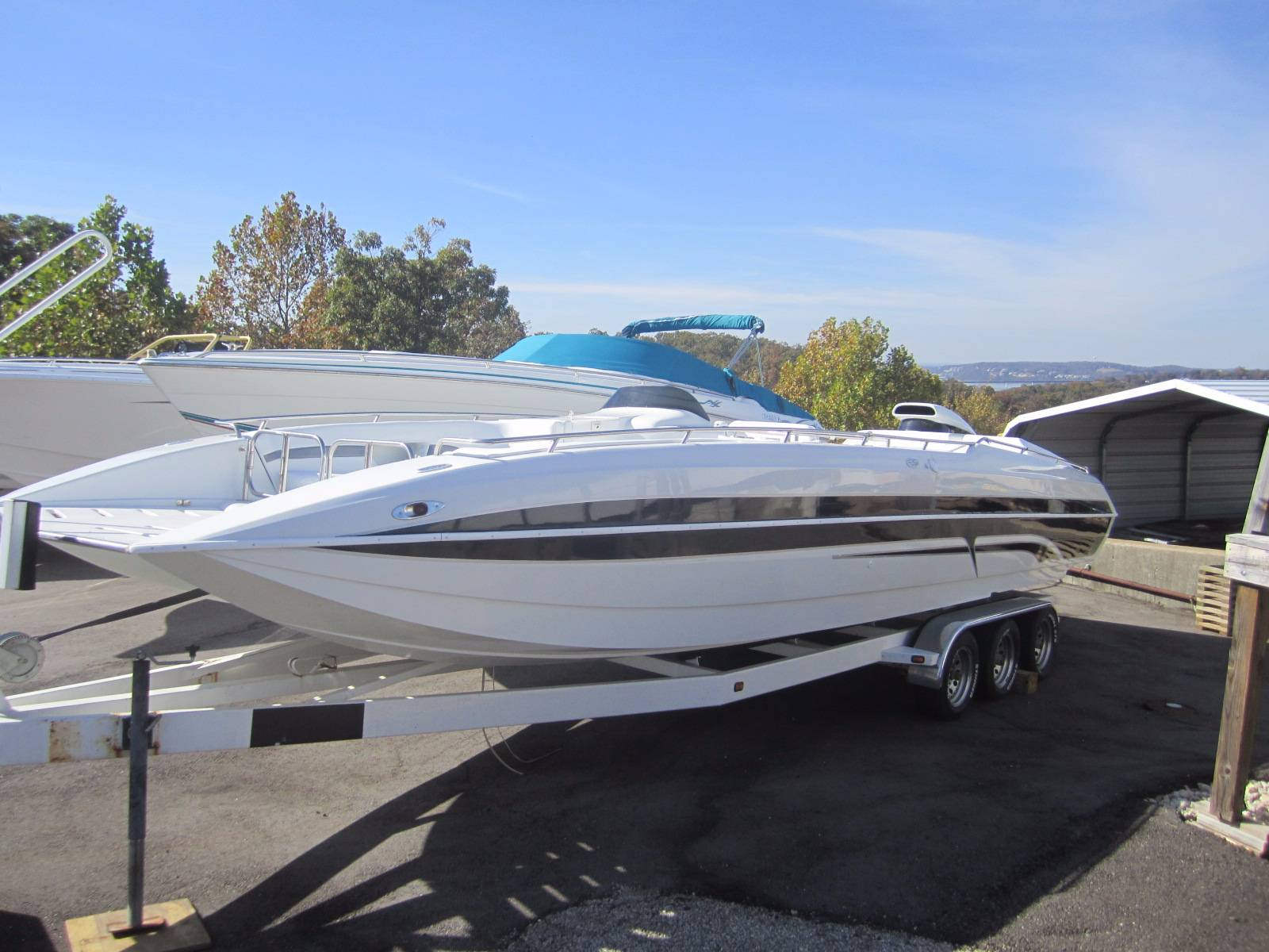 Conquest Boats 28 Top Cat