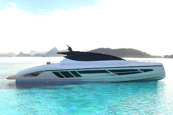 Lazzara Yachts LSX 85