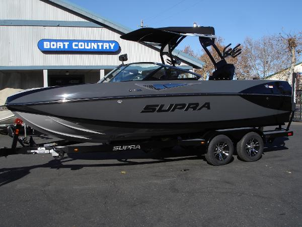 Supra SC 350 w/ SWELL Surf System