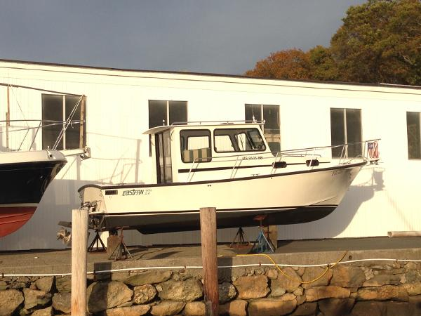 Eastern Boats Pilothouse