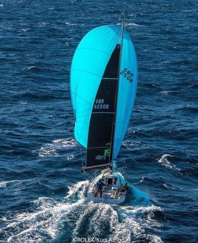 Jeanneau Sun Fast 3600 Bora Fast - Middle Sea Race