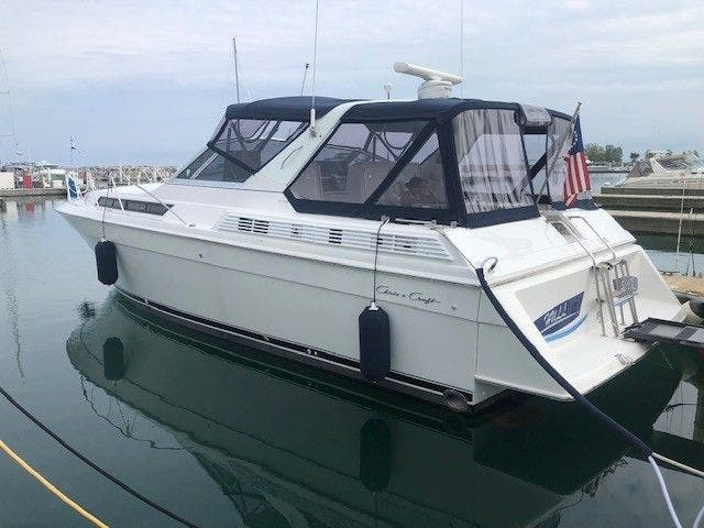 Chris-Craft Express 400