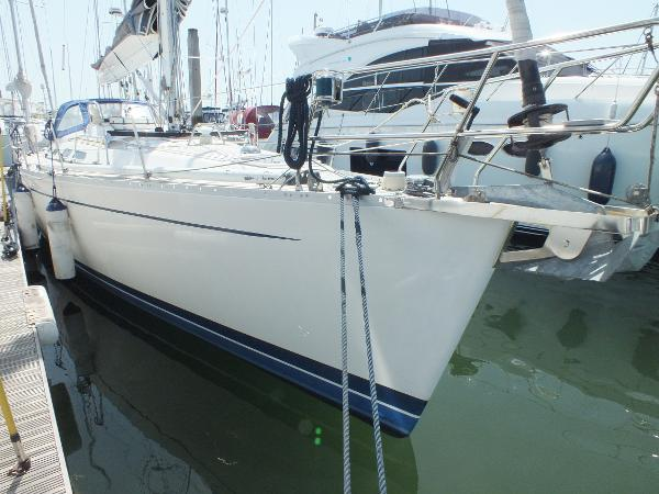 Sweden Yachts 42