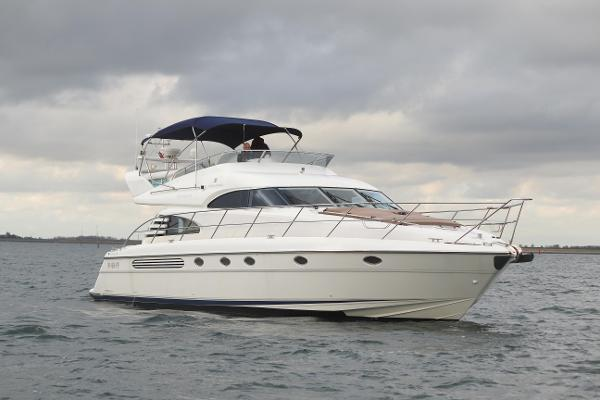 Fairline Squadron 55 Fairline Squadron 55 2002