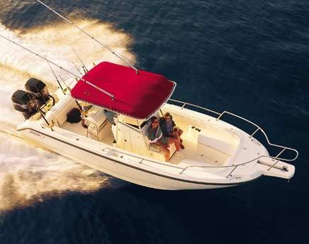Boston Whaler 260 Outrage Manufacturer Provided Image: 260 Outrage