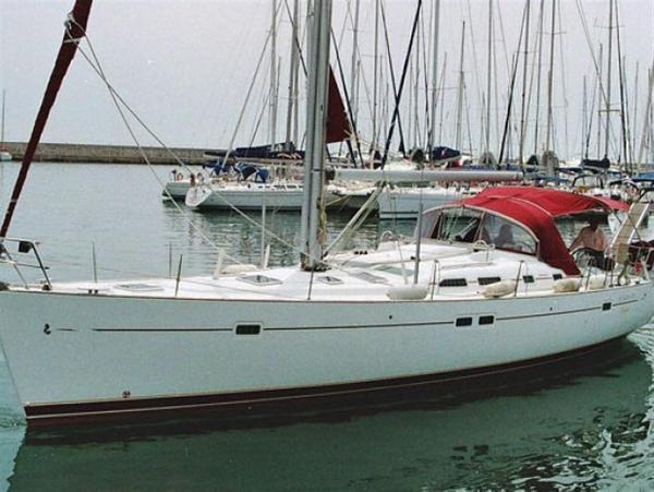 Beneteau Oceanis Clipper 473 Beneteau Oceanis Clipper 473 - Sailing Boat