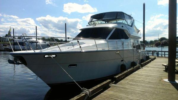 Bayliner 5288 Pilot House Motoryacht