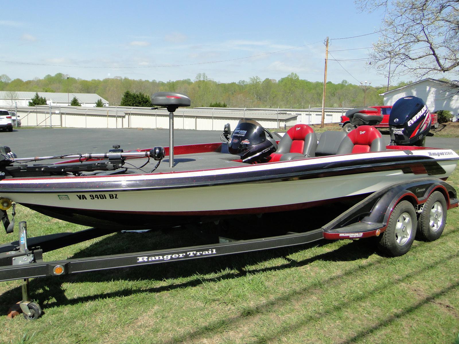 Ranger 208 VX