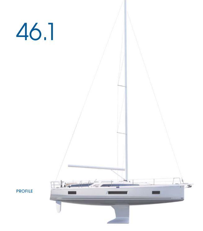 Beneteau Oceanis 46.1 #25 Profile
