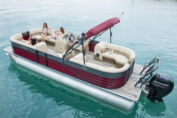Crest Pontoon Boats III 230 SLC