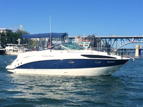 Bayliner 265 Sb Profile