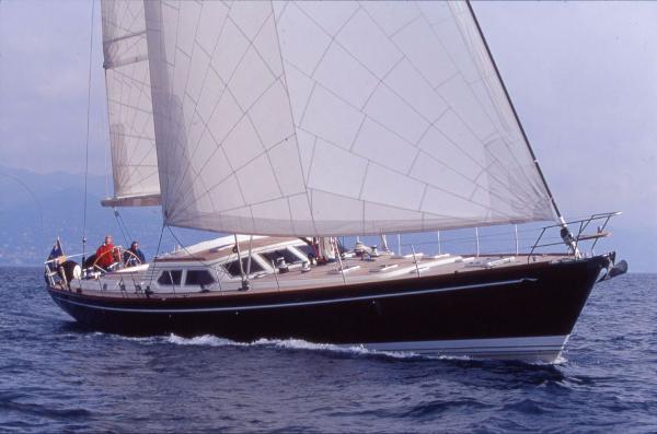 Franchini 76 Sailing