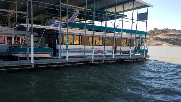 Stardust Cruisers 54' X 16'  Houseboat